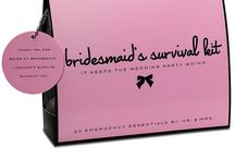 Wedding Day Necessities / Be prepared and pack these wedding day necessities!