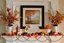 Fall/Thanksgiving / by Rachel Wilcox