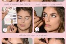 Beauty Tips / by Jasmin Kelly