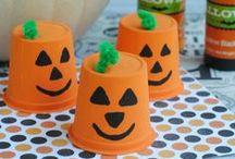 Halloween Crafts + Treats / Happy Mothering all things Halloween from crafts, decor, recipes, and more for the spooky holiday.  Of course, we'll include some ways to have a green Halloween!  For more natural living content please see http://www.happy-mothering.com