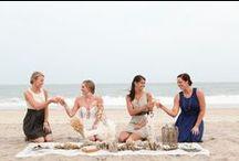 Beach Bachelorette / Beach Bachelorette Party Ideas!