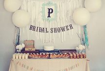Vintage Bridal Shower / Vintage Bridal Shower Ideas and Inspiration!