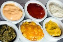Paleo Dressings, Sauces & Seasonings