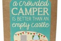 Camping...more like Glamping! / by Allison Messina