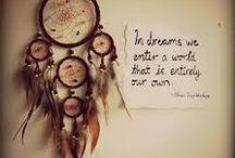 Beautiful Dreamer / dreamcatchers / by Suzi Minor
