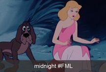 Disney/Pixar Humor