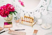 Makeup Organization / Ideas to organize a whole lot of makeup