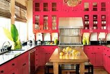 Kissable Kitchens / >>> Kitchens to Bring Out Your Inner Chef <<<