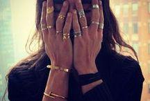 jewels / by Kaia Tallaksen