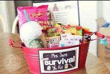 Teacher Appreciation Gift Ideas / by Kristen S