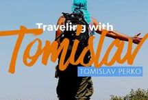 Travel Blogger Stories / Need travel inspiration? Then what's better than to hear the stories of traveler themselves. We got interviews from the brave travelers who have conquered everything to follow their travel dreams.