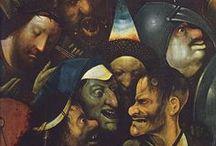 Hieronymus Bosch / Jeroen van Aeken (Hieronymus Bosch); Netherlands  (c.1450 - 1516).