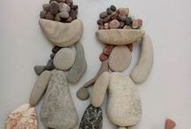 Κατασκευές & Ζωγραφική με πέτρες-Pebble art