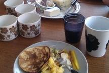 Breakfast is yummie / Breakfast, brunsh, frukost!