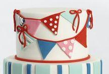 cakes / by Leslie Emanuele Thompson