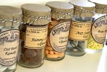 {DIY} Jars & Printables / by Stephanie Burns