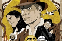 Indiana Jones / BrotherTedd / by BrotherTedd.com