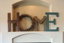 Home Decor Ideas / by Brandi Bass