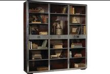 French Heritage Bookcases