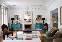 Lovely French Interiors / Exquisite French interior design...inspiring!