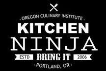 Kitchen Ninja Artwork