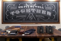 CHALK / by Mr Cup & Walter magazine