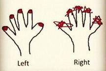 Funny Nails Manicure / Manicure z przymrużeniem oka ;)