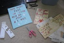 The Pinterest Report / I test pins from any and all of my boards, then report and grade them on my blog.