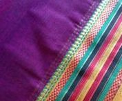 Indian Sari Fabric By The Yard | Interior Home Decor / Designer Indian Sari Fabric By The Yard! You Can Use It For Clothing, Tablecloth, Drapery, Curtains, Bedding, Pillow Covers, Clothing, Scrap Booking, Quilting & Other Craftwork.  http://goo.gl/54zatN #indianfabric, #indianfabrics #sari #saree
