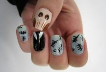Our Halloween Nails <3 / Paznokcie na Halloween / by NeoNail