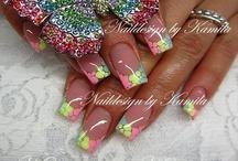 Spring Nails / Paznokcie na Wiosnę / by NeoNail Poland
