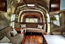 Remodeling/Fulltime RV Living / My husband and i and our two dogs started full time RV living July 1st 2015 in a 1979 holiday rambler 35ft motorhome. Its older but still looks very nice . / by Alisha Rose