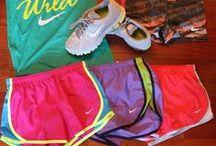 {Fashion} Workout Gear / by Stephanie Burns
