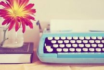 Writing Is a Lifestyle! / Writing!