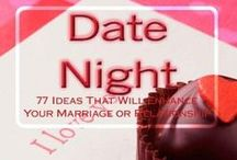 {Activities} Date Night / by Stephanie Burns