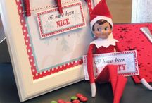Elf on the Shelf / by Abbigail Mullen