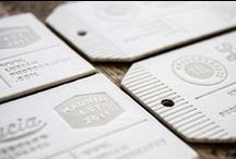 LETTERPRESS / by Mr Cup & Walter magazine