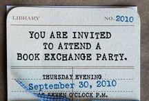 Book Swap Birthday Social