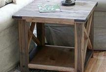 Building Living Room Furniture
