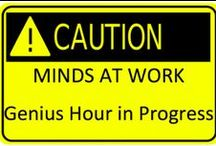 Genius Hour/Prob Based Lrng / by Dawn Probst