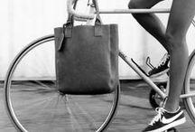 Girls + Bikes.