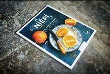 Niépi . gluten free magazine / Nièpi is a gluten free magazine I design and run with my wife. Check www.niepi.fr