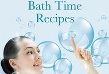 Bathtime Favorites