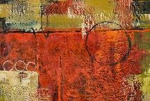encaustic and cold wax / Encaustic and cold wax art, artists and process / by Lee Anne White