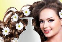 Natural Haircare Recipes