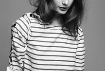 Striped Shirt.