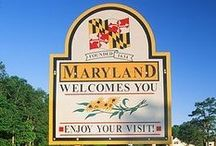 Maryland, My Maryland / All things Maryland / by Coleen Schoolden