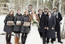 Wedding Theme: Winter