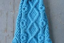 Crochet & Knitting / Different patterns that I like to crochet or knit / by Geri Hilton