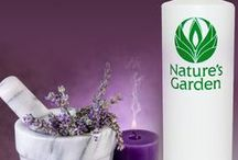 Aromatherapy Scents- Fragrances / Aromatherapy type scents-fragrances that create a feeling or mood.